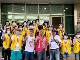 还差1.2万份连署 罢免陈致中团体宣布放弃行动