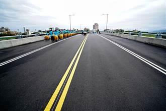 受雨勢影響 宜蘭橋通車延期