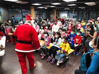 壽山動物園聖誕保育活動 親子闖關齊心做保育