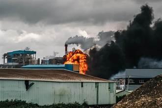 旭富製藥大火損失估8億以上 復工需6個月