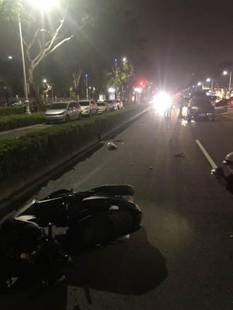 UBA虎科大隊長載女友幫阿嬤慶生 遇車禍雙亡