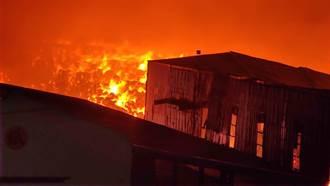 旭富大火狂燒 90%灼傷移工今晨5時宣告不治