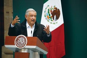 墨西哥總統鷹派抗疫