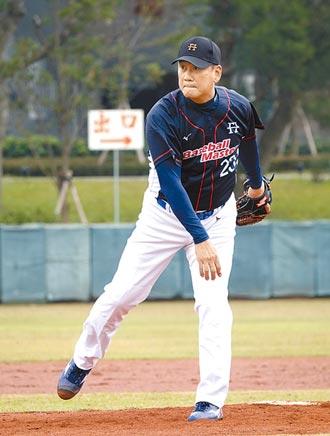 棒球魂不滅 金臂人還有教練夢