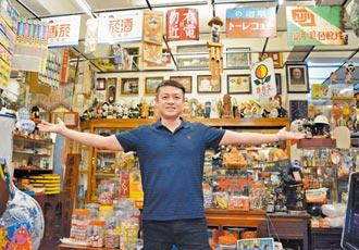 七年級吳旻翰 打造回憶雜貨店