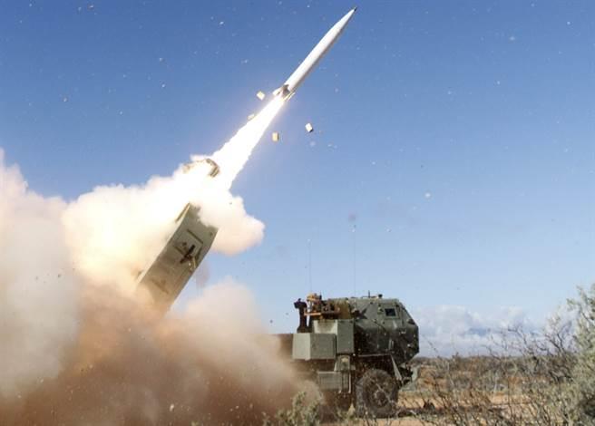 洛克希德馬丁(Lockheed Martin)的長程「精確打擊飛彈」(PrSM)系統。(洛克希德馬丁)