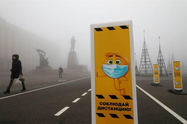 俄羅斯新增585人染疫不治 累計病故破5萬例(圖/路透)