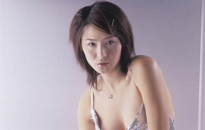 林鳳英曾是寫真女星。(圖/中時資料照)
