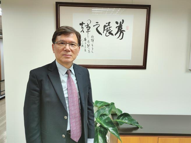 證基會董事長林丙輝。圖/林燦澤