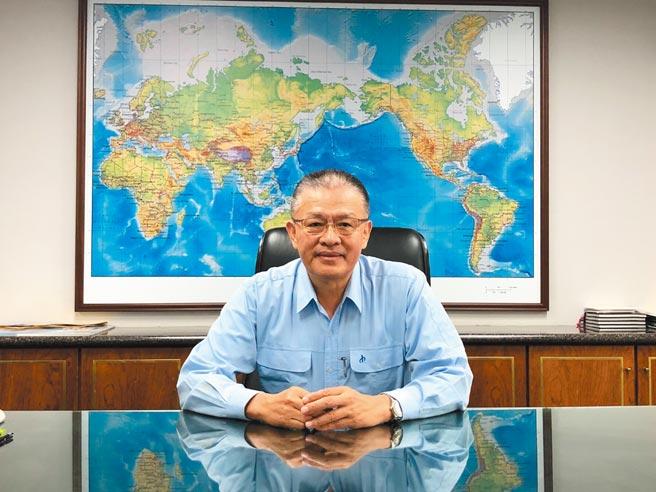 中鴻總經理吳冠青。圖/中鴻提供