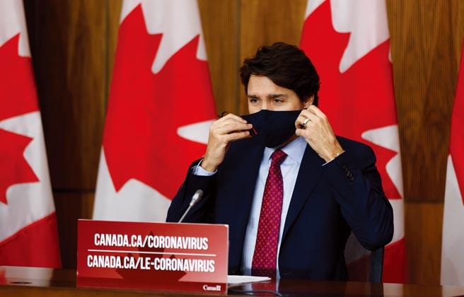 圖為加拿大總理杜魯道           圖╱路透