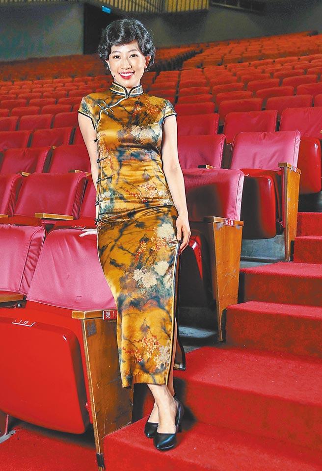 新生代演員孔恩近期參演音樂劇《你好,我是接體員》。(粘耿豪攝)