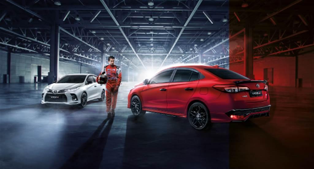 換裝跑車化懸吊、十速模擬 CVT 等運動化措施,Toyota Vios GR Sport 馬來西亞首度亮相!
