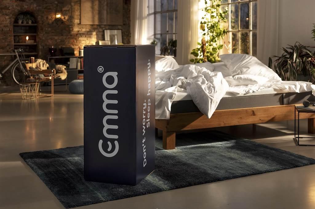 德國睡眠科技公司-Emma床墊視台灣為下一個重點市場。(圖/業者提供)