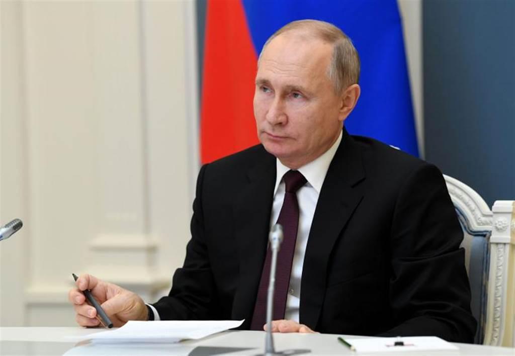 俄罗斯总统普丁。(路透)(photo:ChinaTimes)