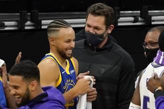NBA》爆柯瑞經常發簡訊鼓勵 浪花弟沒回過