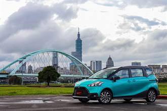 跨出 MPV 刻板印象,2021 Toyota Sienta Crossover 1.8