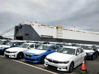 單次載運3000輛 台中港創下開港44年進口車紀錄
