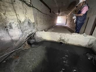 逐步擺脫臭名!板橋湳仔溝耗時4月 汙水截流大進化