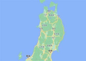 日本青森縣近海規模6.5地震 岩手縣最大震度5弱