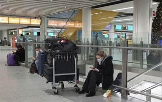 小意思 美稱禁英航班沒必要 紐約州長怒嗆變種病毒搭機來了