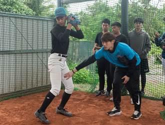 棒球》訓練結合科學化數據 陳冠宇還因此多練卡特球