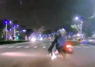 情侶車禍雙亡 駕駛坦承趕時間開80公里