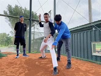 棒球》推科學化數據輔助訓練 張立帆強調動力鍊發力順序