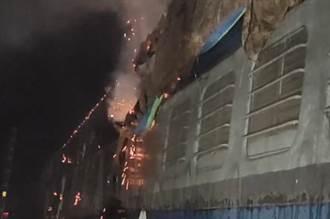死亡自拍全球第一 印度少年又見爬列車自拍觸電成焦屍