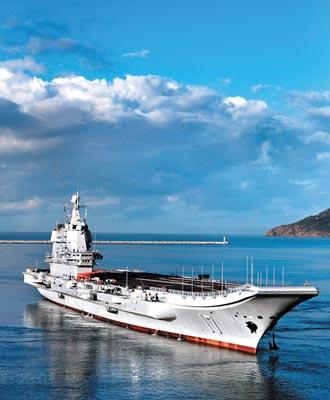 美總統交接前 美艦與共軍山東號相繼通過台海!中共航母南下演訓