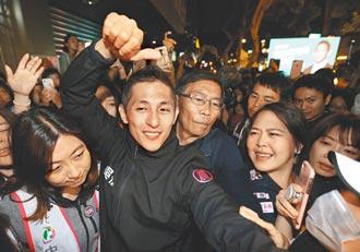 選台北市長 綠派系暗角力