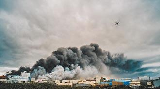 旭富製藥爆炸起火 估損失8億