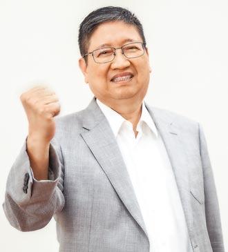 楊文科擘畫未來30年新竹縣發展