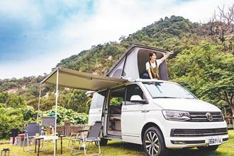 露營風再起 露營車賣到缺貨