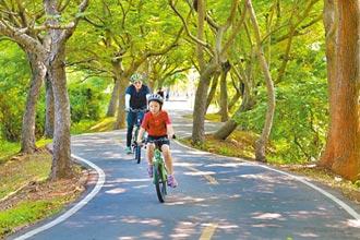 潭雅神綠園道 單車漫遊森呼吸