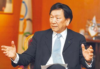 台灣在國際奧會的危機