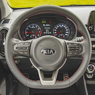 KIA Picanto GT-LINE有個性
