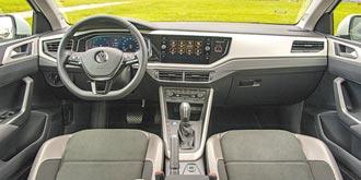 VW Polo 230 TSI Style R-Line功能齊