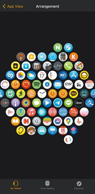 蘋果可下載APP 三星Garmin螢幕大