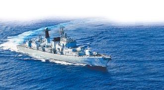 作戰範圍300浬 第一島鏈內抗衡美軍!再造20艘054A 解放軍增台海壓力