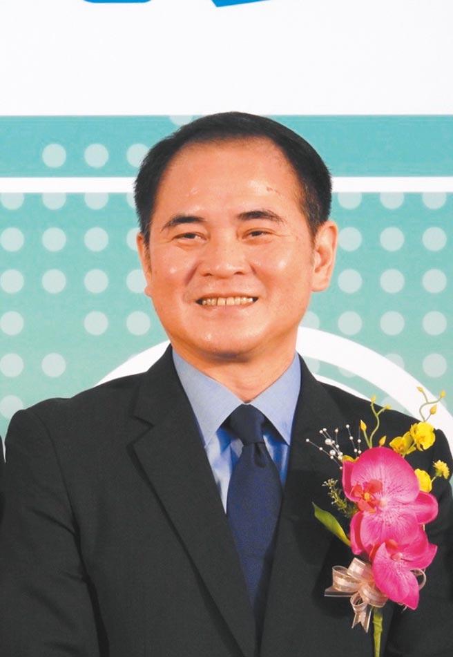 精機中心董事長莊大立。圖/蔡榮昌