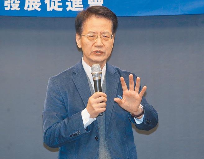文化大學社科院院長趙建民。(本報系資料照片)