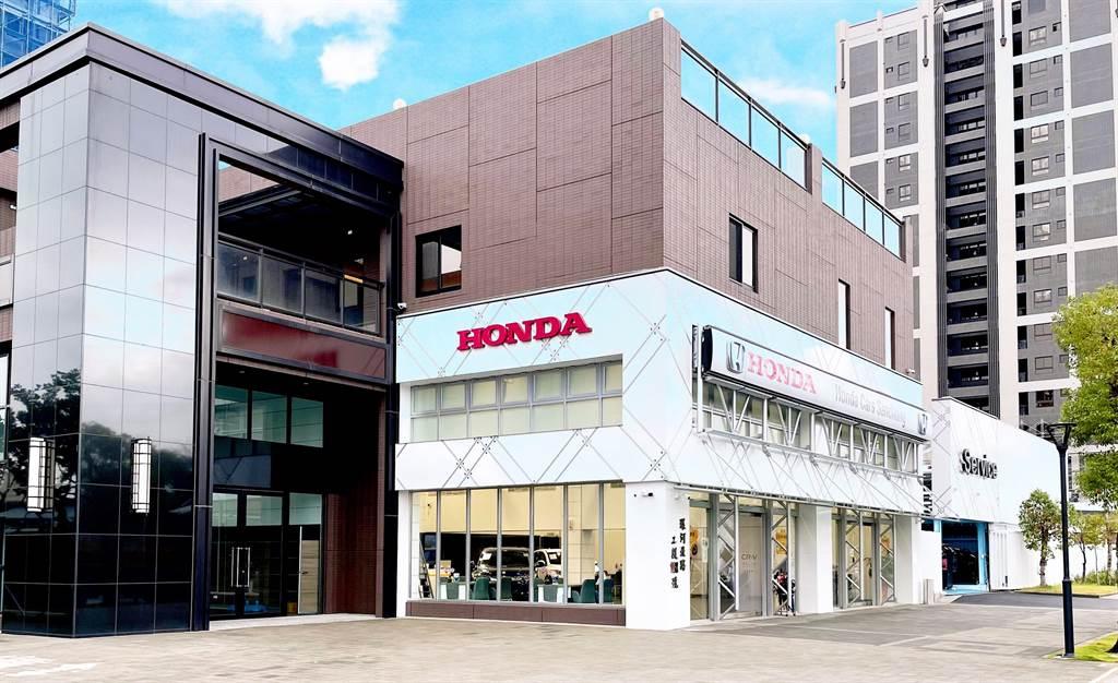Honda Cars 三重 即日起擴大營業正式開幕