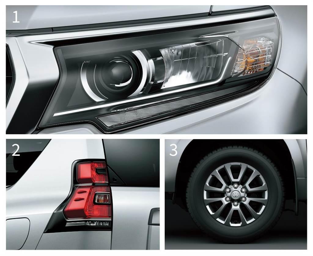 239萬/278 萬雙規格販售,2021 Toyota Land Cruiser Prado 柴油動力進化發表