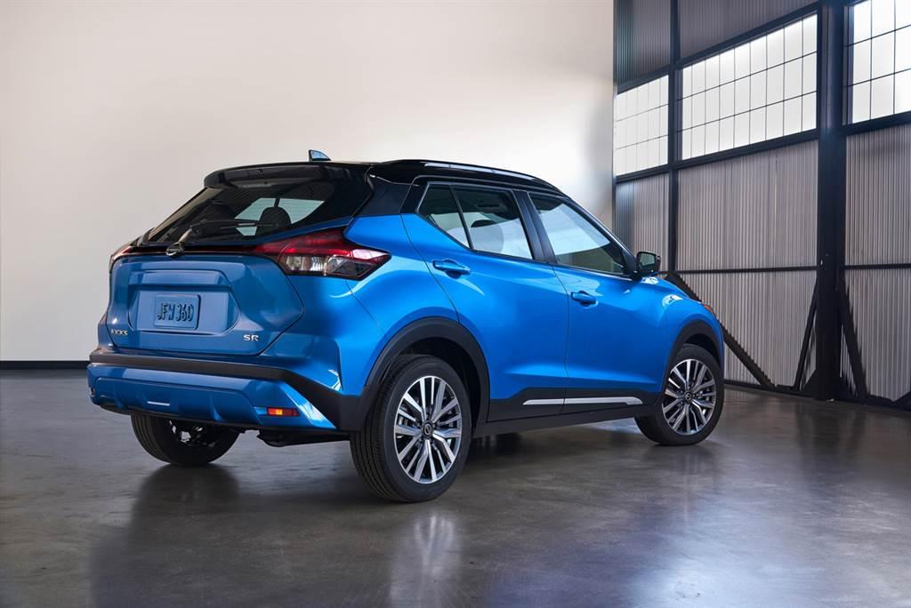 優化小型SUV戰力!Nissan於美國發表Kicks改款車型