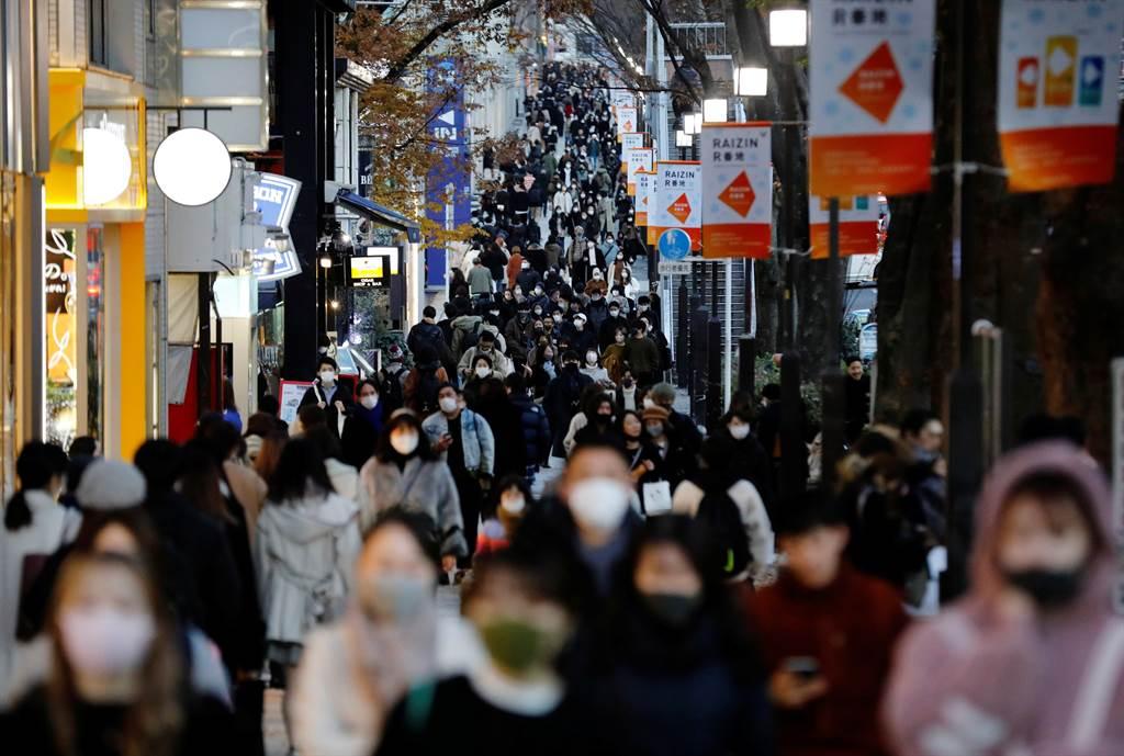 疑同时感染流感与新冠肺炎 日本现罕见病例。图/路透(photo:ChinaTimes)