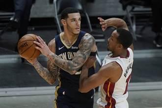 NBA》球哥續約鵜鶘失敗 明年成自由球員