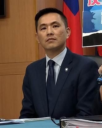 推动改名台湾代表处  陈以信:现在言之过早且不切实际