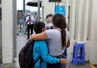 英新变种病毒 专家:儿童恐与成人一样易感染