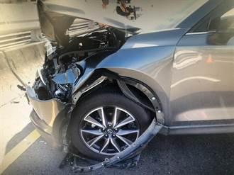 台74快速道路發生碰撞事故 警方調查意外原因